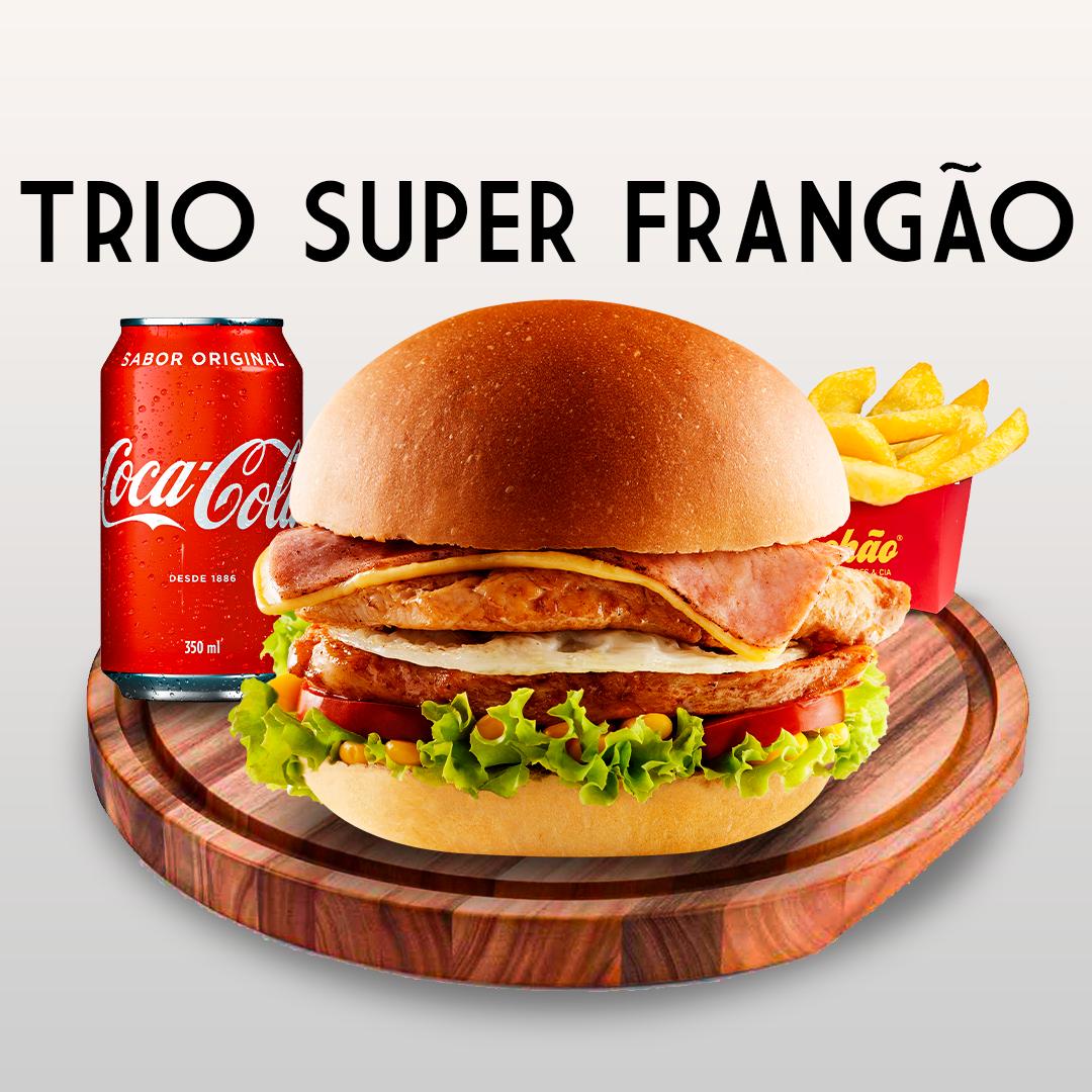 TRIO SUPER FRANGÃO