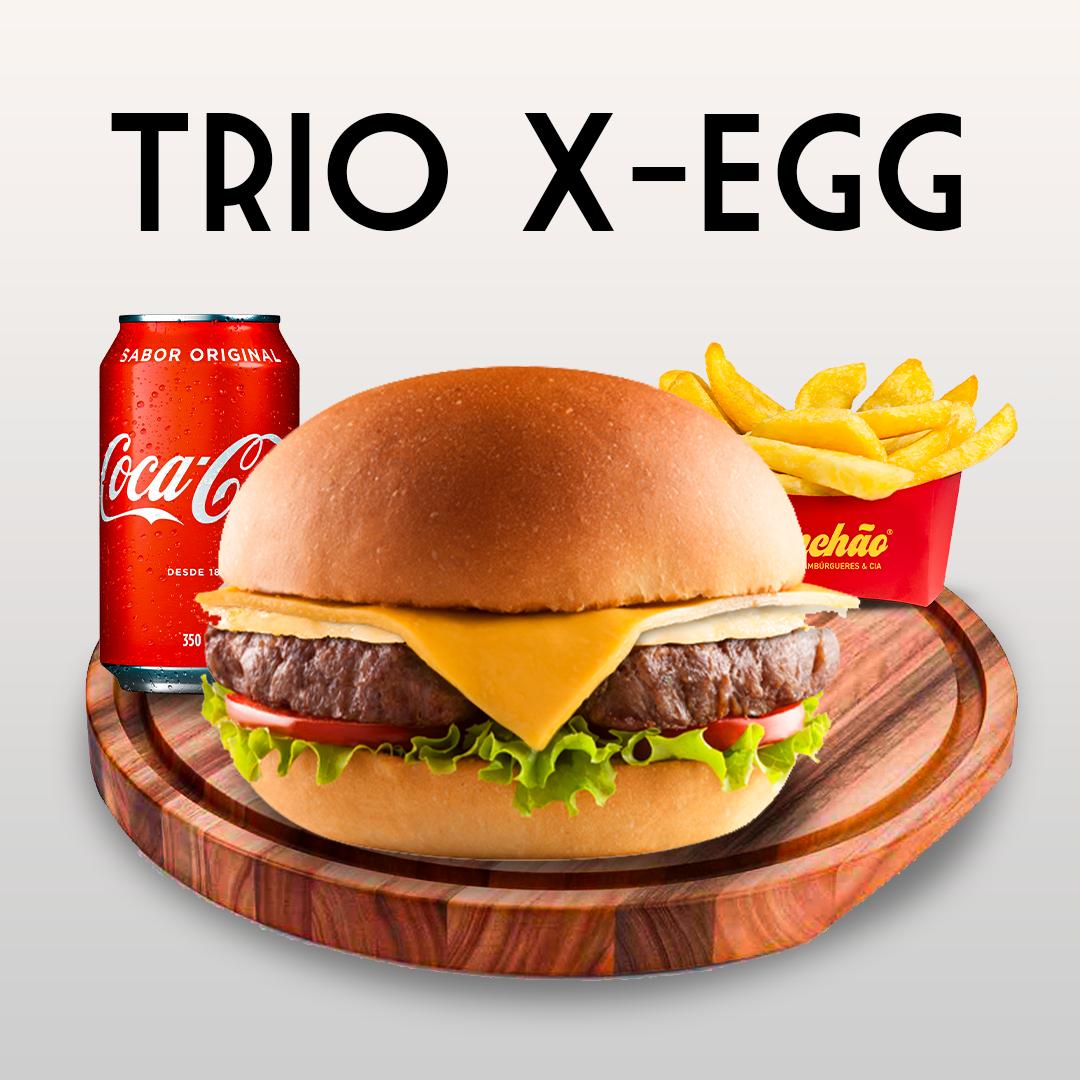 TRIO X-EGG
