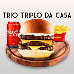 TRIO TRIPLO DA CASA