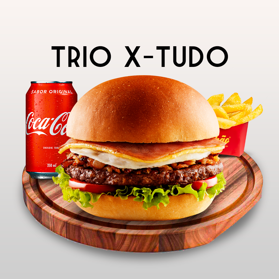TRIO X-TUDO