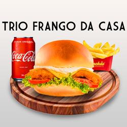 TRIO FRANGO DA CASA