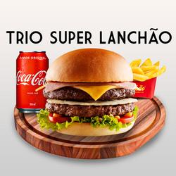 TRIO SUPER LANCHÃO