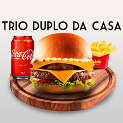 TRIO DUPLO DA CASA
