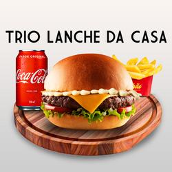 TRIO LANCHE DA CASA