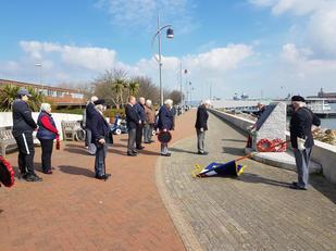 HMS Affray Memorial 19 April 2021