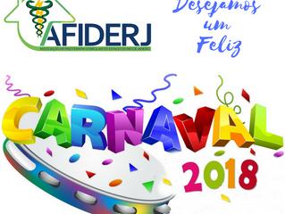 Desejamos um Feliz Carnaval!!!