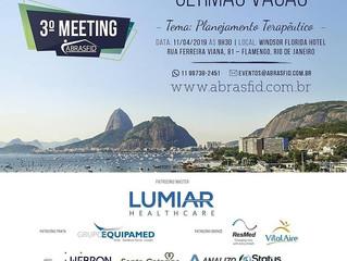 3º Meeting ABRASFID - Tema: Planejamento Terapêutico.
