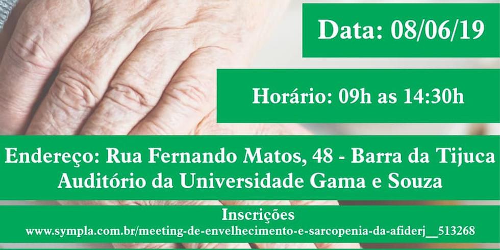 I Meeting de Envelhecimento e Sarcopenia