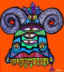 Bighorn (mixed media 2020)