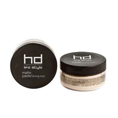hd Matte paste / strong hold