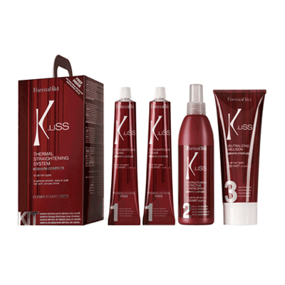K.liss Thermal Straightening System Kit