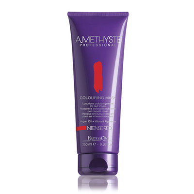 AMETHYSTE Colouring Mask | Red