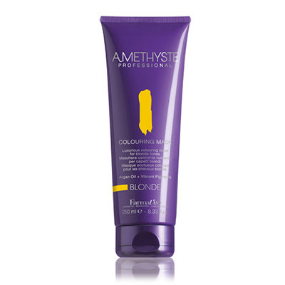AMETHYSTE Colouring Mask | Blond