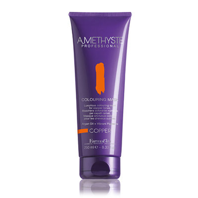 AMETHYSTE Colouring Mask | Copper
