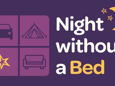 Special Event Alert: Night Without A Bed!