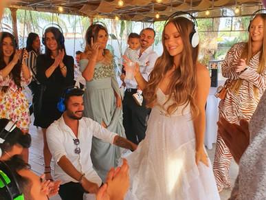 החוויה של אילנה ואיתי - מהחתונה ועד המשטרה