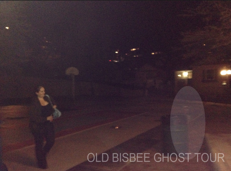 Little Boy Ghost at City Park