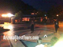 City Park Woman Ghost