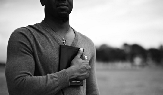 Man Up: Church and the Necessary Man