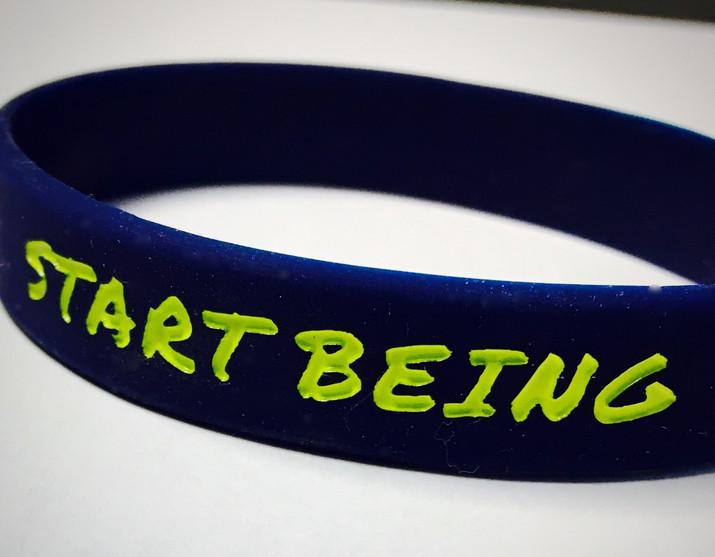Start Being