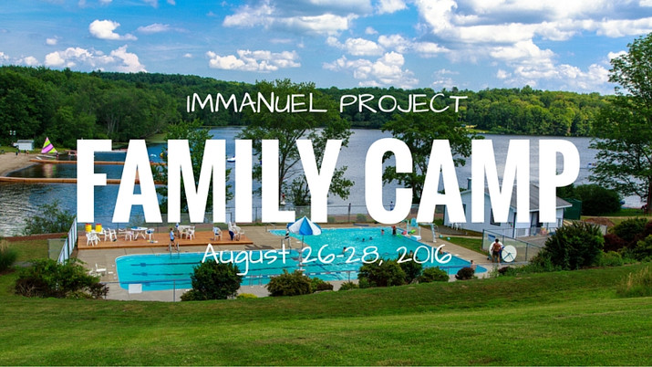 Join Us at Family Camp 2016
