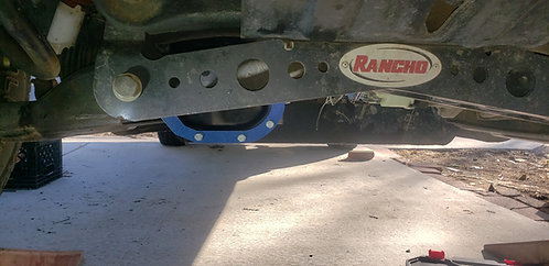 Colorado/Canyon/H3 Front Differential Protection Ring