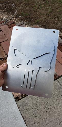 H3 Spare Delete Plate
