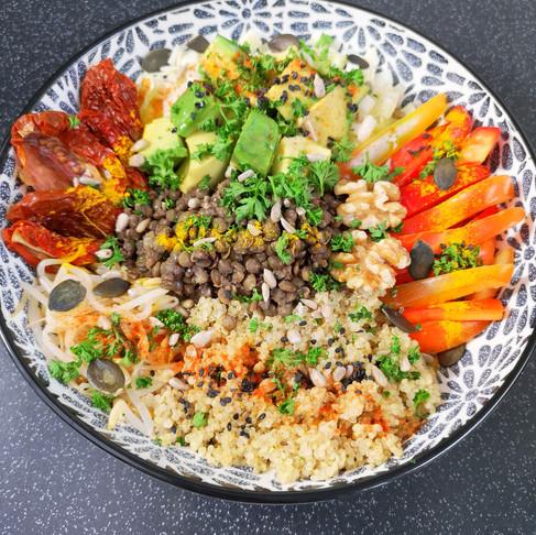 Bouddha Bowl Vegan #2