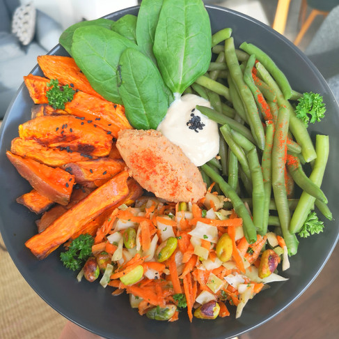 Bouddha Bowl Vegan #4