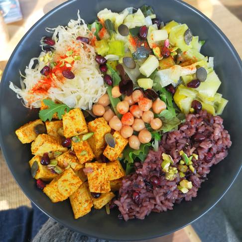 Bouddha Bowl Vegan #5