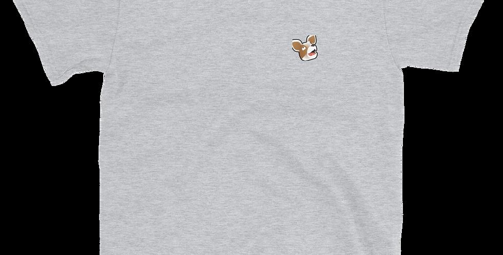 Asikaa Emote Short-Sleeve Unisex T-Shirt