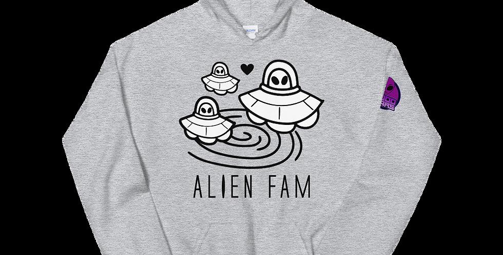 A 1000 Years Alien Fam Unisex Hoodie