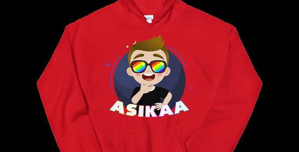 Asikaa Logo Unisex Hoodie