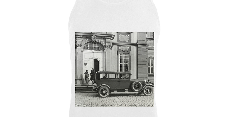 Men's Shoulder-Free Tank Top (Model T33)