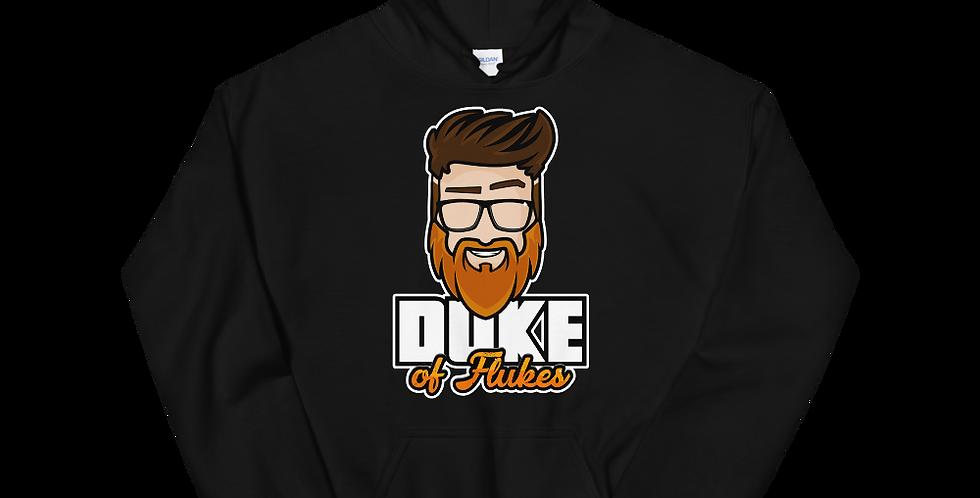 Duke of Flukes Unisex Hoodie