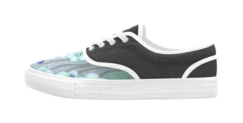 Women's Canvas Tennis Shoes