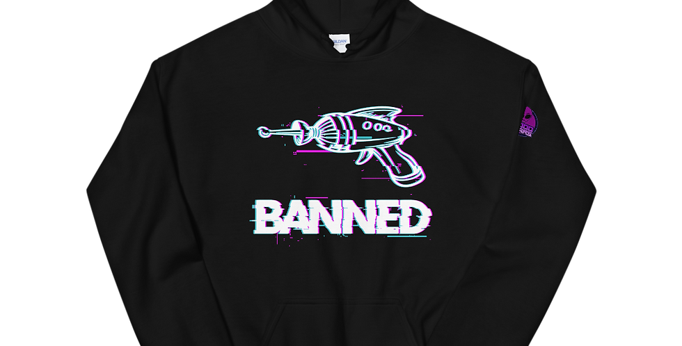 A 1000 Years Banned Unisex Hoodie