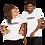 Thumbnail: #ALPHATWIN WHITE Short-Sleeve Unisex T-Shirt