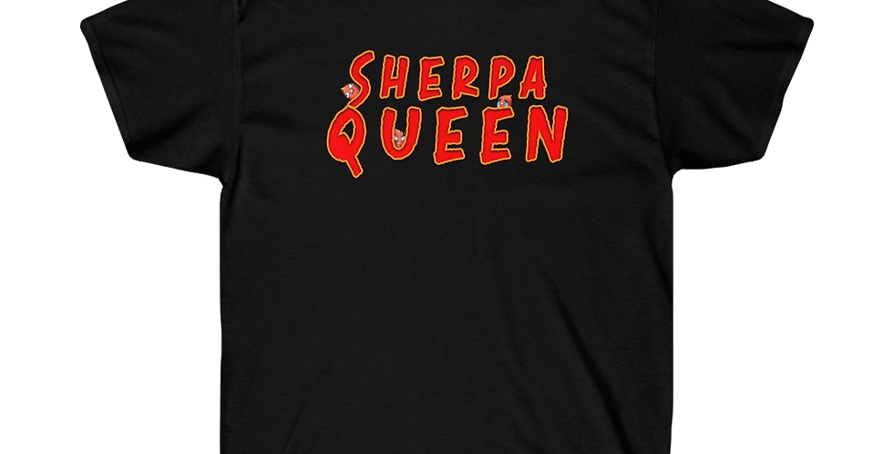 Sherpa Queen Unisex Ultra Cotton Tee