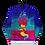 Thumbnail: MargoMagik Penny Unisex Bomber Jacket