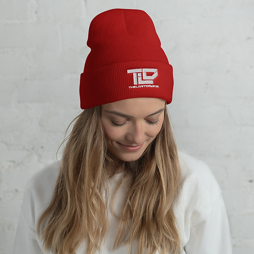 "TLD ""TheLostDrake"" StreetWear Collection Cuffed Beanie"