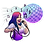 Thumbnail: Singing Diva stickers