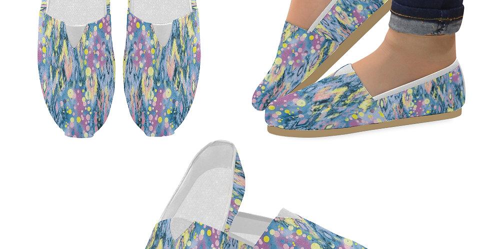 Casual Canvas Women's Shoes