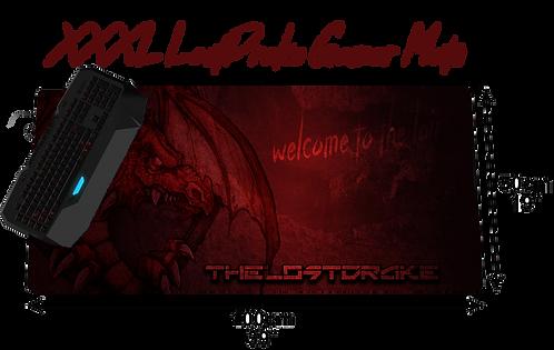 XXXL TheLostDrake GAMER MAT