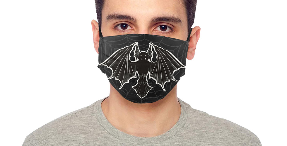 """BE SAFE """"BATTY"""" MASK Design by ANDESPADE"""