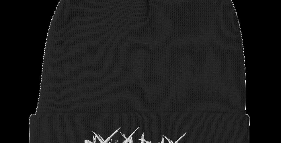 SykoPlayz Embroidered Beanie