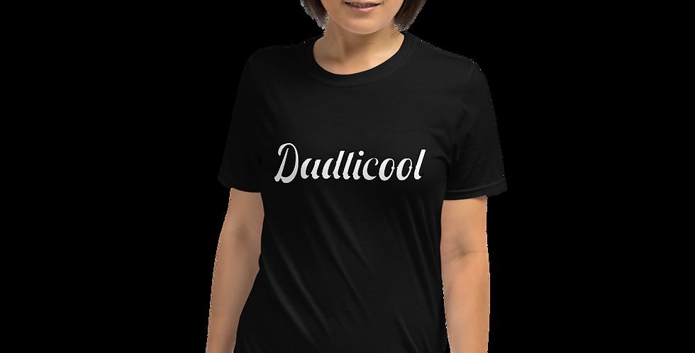 Dadticool New Short-Sleeve Unisex T-Shirt