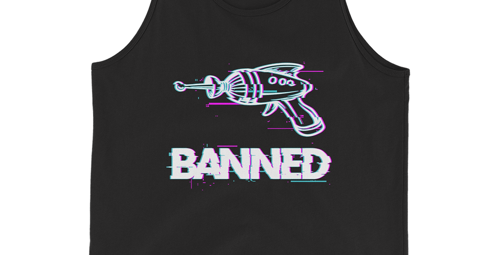 A 1000 Years Banned Unisex Tank Top