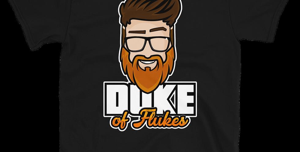 Duke of Flukes Short-Sleeve Unisex T-Shirt