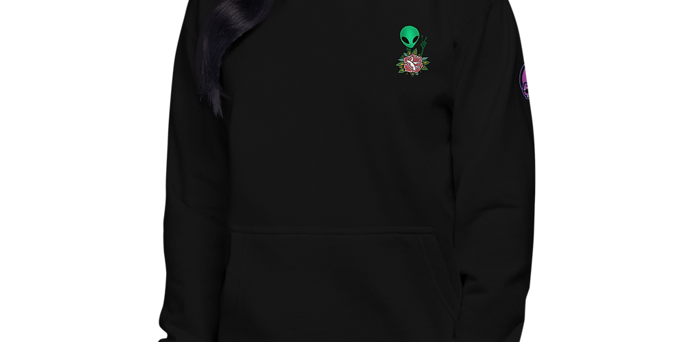 a1000years We Out Here Unisex Hoodie